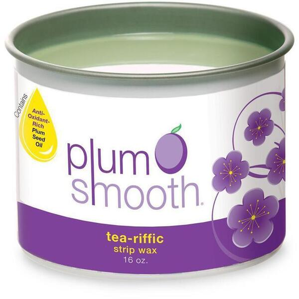 Plum Smooth Tea Tree Wax / 16 oz.