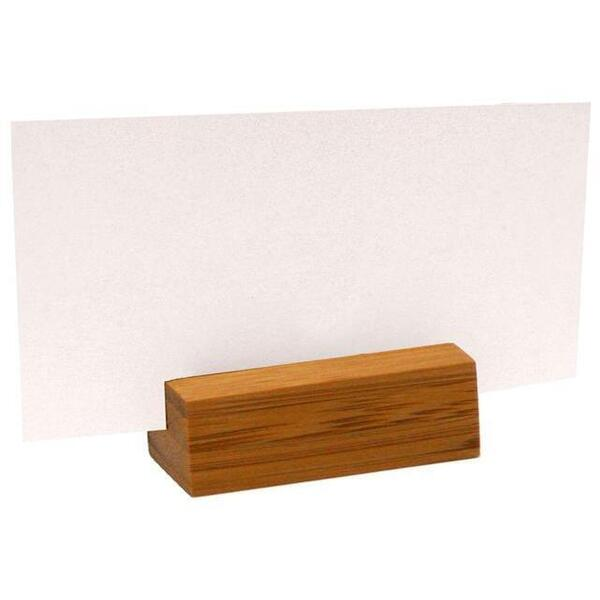 Bamboo Place Card Holder (362800)