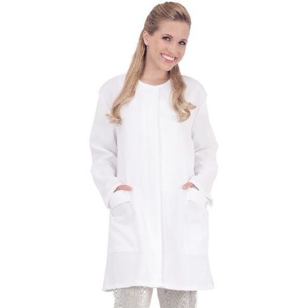 Esthetics Lab Jacket White Small by Canyon Rose (C1787T)