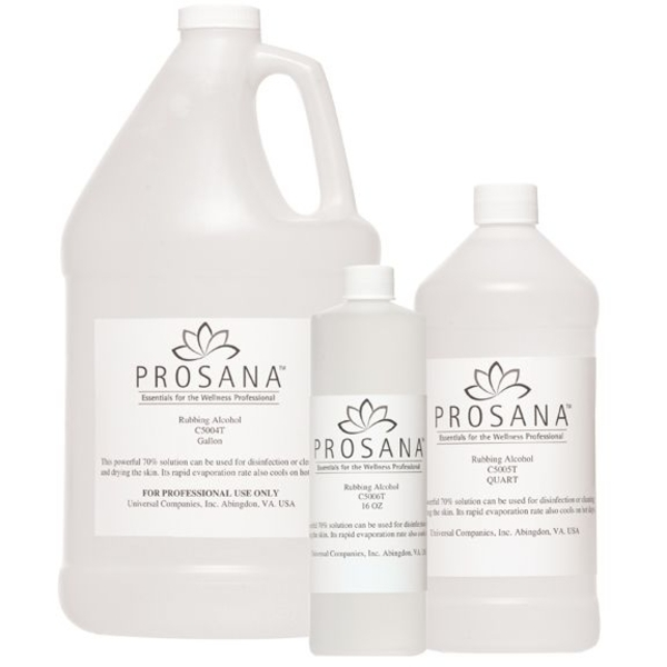 Prosana™ Rubbing Alcohol 1 Quart (C5005T)