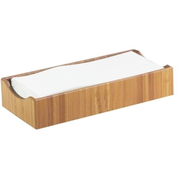 Bamboo Napkin Holder (C5721T)