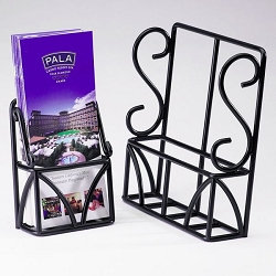 "Wire Brochure Holder 4.25"" x 6"" (C5737T)"