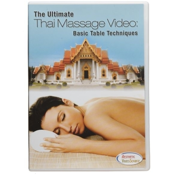The Ultimate Thai Video: Basic Table Techniques DVD (C79308)