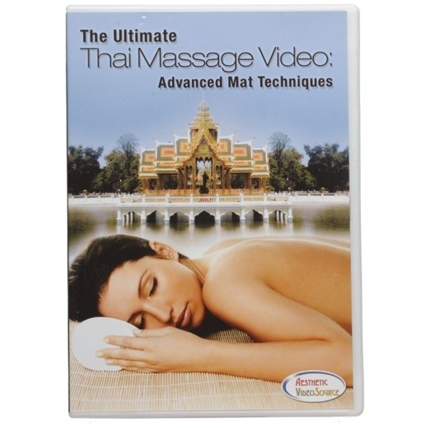 The Ultimate Thai Video: Advanced Mat Techniques DVD (C79309)