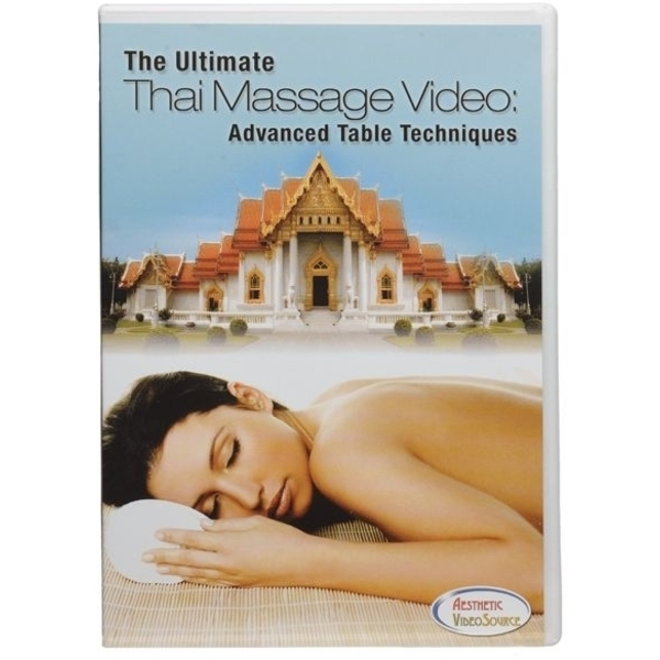 The Ultimate Thai Video: Advanced Table Techniques DVD (C79310)
