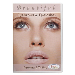 Beautiful Eyebrows & Eyelashes: Perming & Tinting DVD (C79311)
