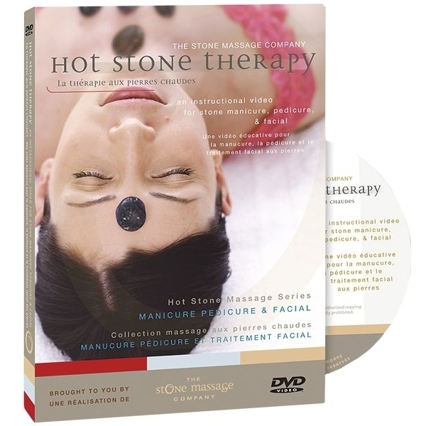 Hot Stone Therapy Esthetics DVD (C79331)