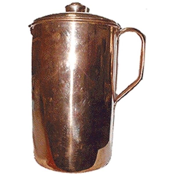 Copper Shirodhara Pitcher (C9366T)