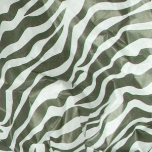 "Zebra Tissue Paper 20"" x 30"" 240 pieces (CZ392)"