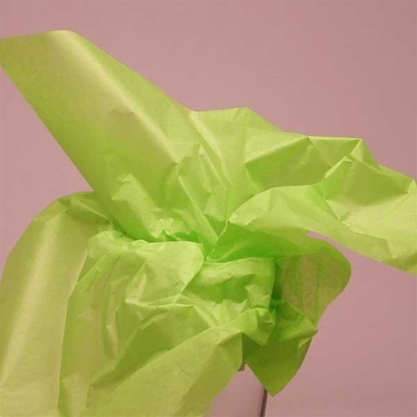 "Citrus Green Tissue Paper 20""x30"" 480 sheets (CZ393)"