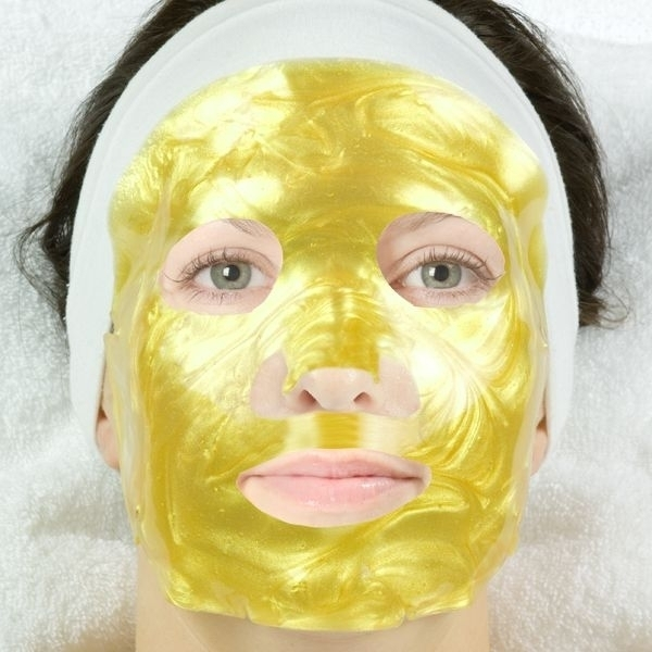 24 Karat Gold Collagen Mask (HM4584)