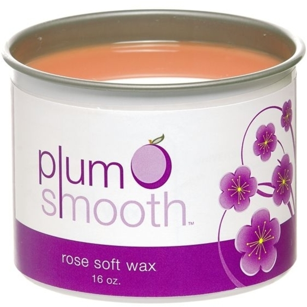 Plum Smooth™ Cotton Candy Wax / 16 oz. Can (PSW302)