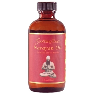 Narayan Oil 4 oz. by Soothing Touch (ST282)