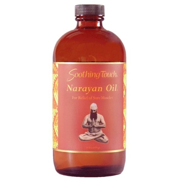 Narayan Oil 16 oz. by Soothing Touch (ST283)