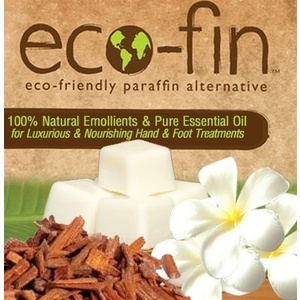 Eco-Fin™ Paraffin Alternative - Shangri-La: Jasmine-Sandlewood Blend 1 Lb. Tray of 40 Cubes