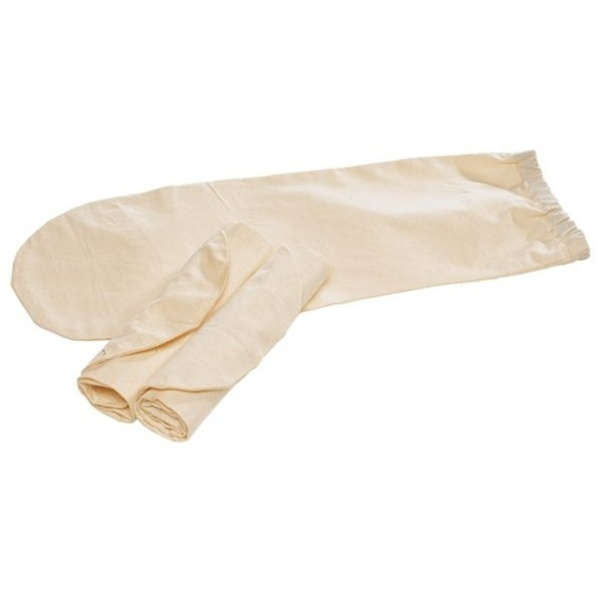 Eco-Fin™ Paraffin Alternative - Sleeve for Mitts Natural Muslin