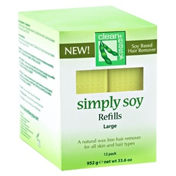 Simply Soy Wax - Large 12 Pack
