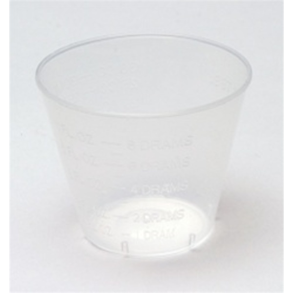 1 oz. Measuring Cups 100 Pack