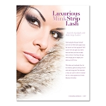 Counter Card - 3D Beauty Luxurious Lash Mink Strip Lash Kit