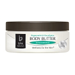 Bon Vital Spa Body Butter Peppermint & Eucalyptus 8 oz.