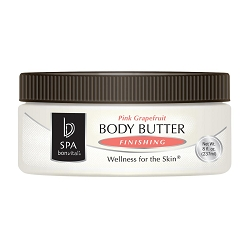 Bon Vital Spa Body Butter Pink Grapefruit 8 oz.