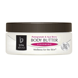 Bon Vital Spa Body Butter Pomegranate & Acai Berry 8 oz.