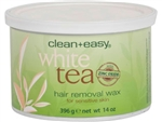Clean+Easy White Tea with Zinc Oxide Pot Wax 14oz.