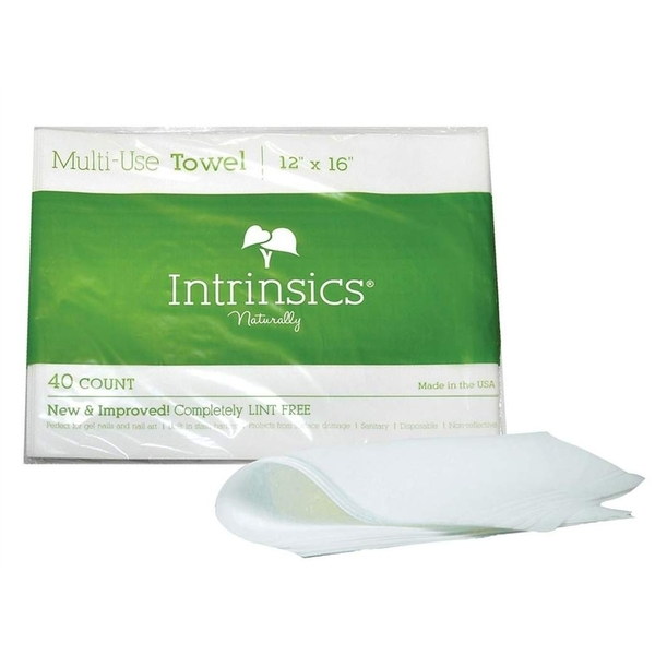 Intrinsics Multi-Use Towel 40 Count
