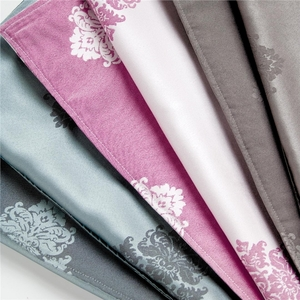 "Sposh Reversible Saddle Damask 19"" x 73"" - Available in Coffee Blue Agate Magenta White & Moonstone Black"