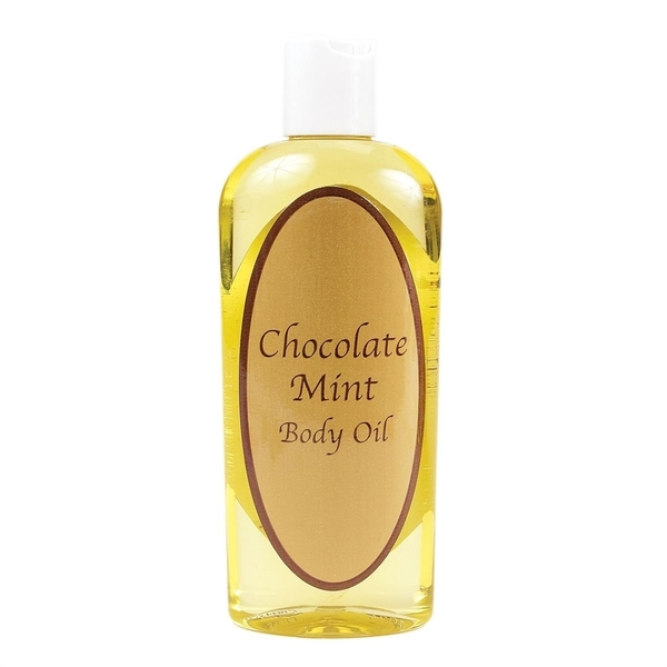 Spa Pantry Chocolate Mint Oil 8 oz.