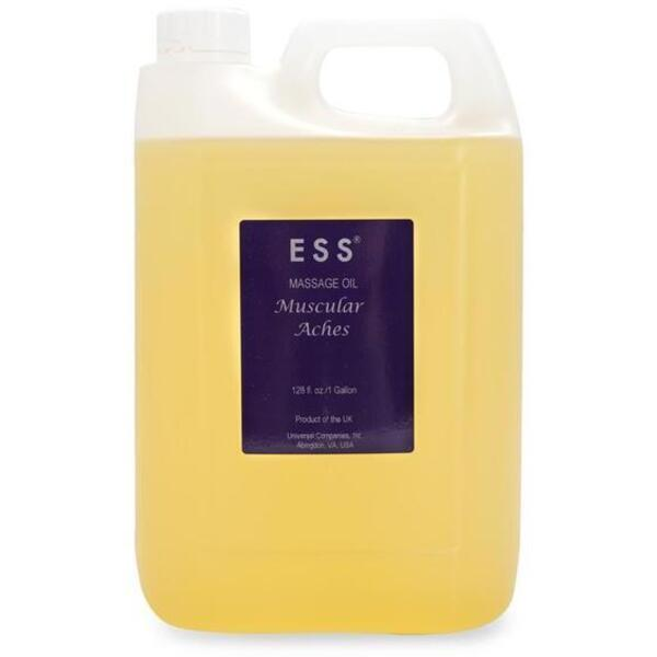 ESS Massage Oil Blend - Muscular Aches 1 Gallon