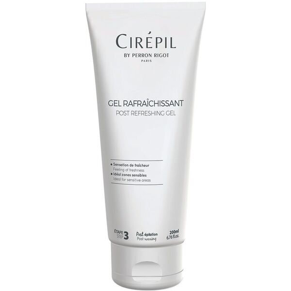 Cirepil Post Depilation Refreshing Gel 6.7 oz.