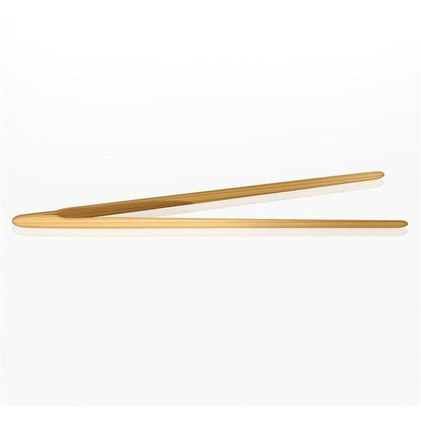 Towel Hold Tongs Bamboo