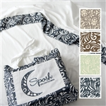Sposh Nouveau Retail Microfiber Sheet Sets Queen Size - Available in Charcoal + White Coffee + White Tea Leaf + Cream Moonstone Gray + Cream Spa Retail Item!