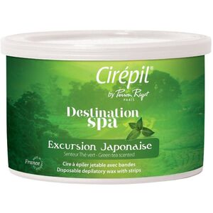 Cirepil Excursion Japonaise - Green Tea Strip Wax / 14 oz.
