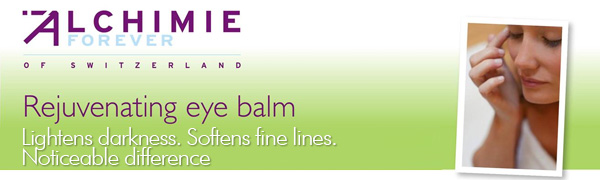 Alchimie Forever Rejuvenating Eye Balm / 0.5 oz. Retail + 16.9 oz. Back Bar Sizes