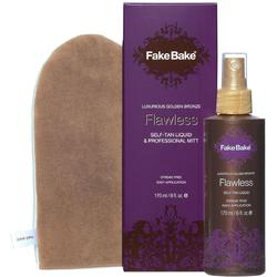 Fake Bake Flawless - Self-Tan Liquid + Professional Mitt 6 oz.