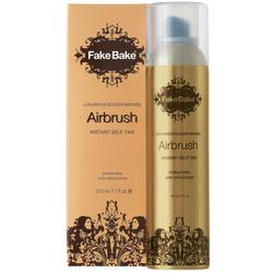 Fake Bake Airbrush Instant Tan Lotion - Aerosol Self-Tan 7 oz.