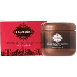 Fake Bake Tantalizing Self-Tanning Butter - For Dry Skin 4 oz.