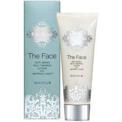 Fake Bake The Face Self Tanning Lotion - Anti-Aging with Matrixyl-3000 2 oz.
