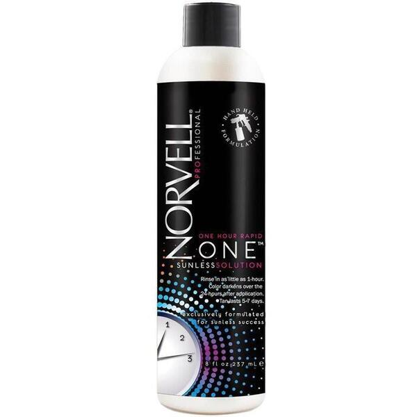 Norvell One Hour Rapid One Sunless Solution 8 oz.
