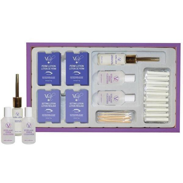 Vlash Curl Lock Lash Perm Kit