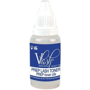 Vlash Prep Lash Toner 0.50 fl. oz. 15 mL.