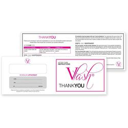 Vlash After-Care Cards 50 Pack