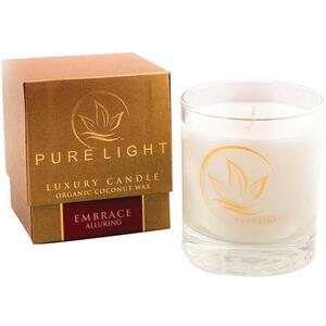 Pure Light Luxury Candle - Embrace 7.5 oz.
