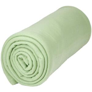 "Polar Fleece Blanket - 3"" x 90"" Sage"