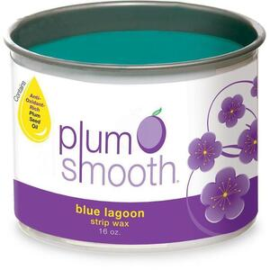 Plum Smooth Strip Wax - Blue Lagoon 16 oz.