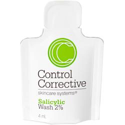 Control Corrective - Salicylic Wash 2% 4 mL. Sample