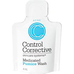 Control Corrective - Medicated Pumice Wash 4 mL. Sample