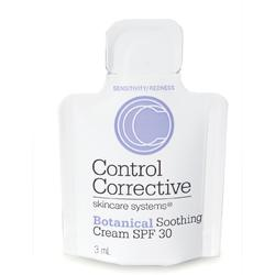 Control Corrective - Botanical Soothing Cream SPF30 3 mL. Sample